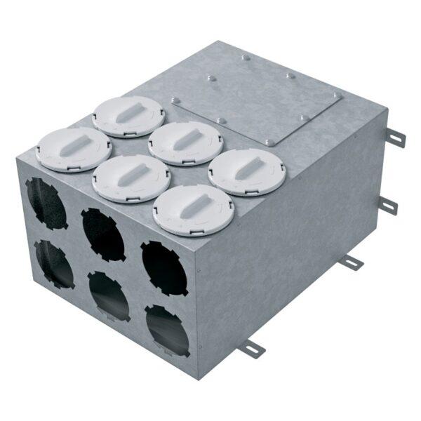BlauFast SR 150/75x10 01 на десять воздуховодов (75мм)